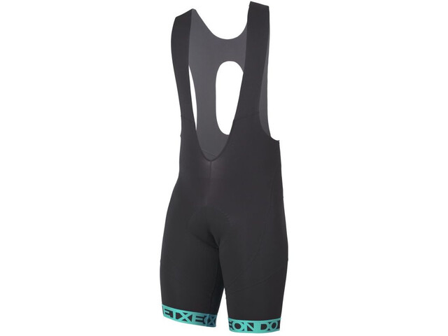 Etxeondo Orhi 19 Short de cyclisme Homme, black-turquoise